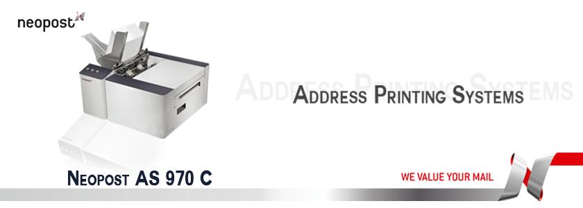 Address Printing Systems