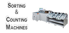 Sorting and Counting Machines