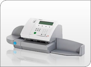An Image Of The Neopost IJ-40 Franking Machines