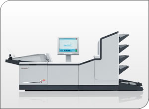 An Image Of The Neopost DS 200 Papar Folder And Inserter