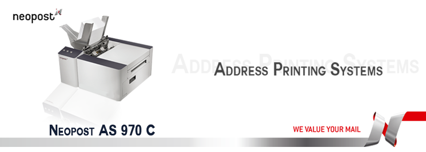 Address Printing Systems