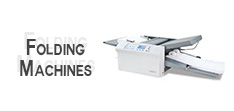 Folding Machines In SA Banner